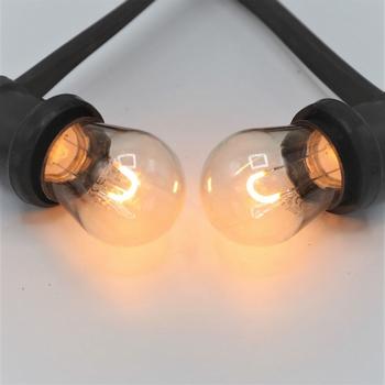 Led filament lamp 0,6 watt niet dimbaar