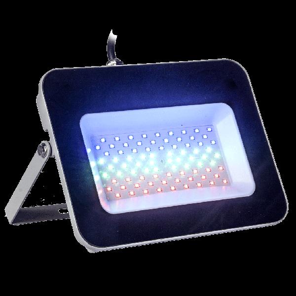 RGB LED PROJECTOR MET AFSTANDSBEDIENING