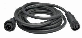ps230-verlengkabel 0,5 meter zwart