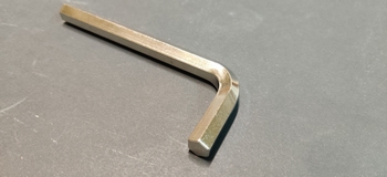 Inbus sleutel 10 MM