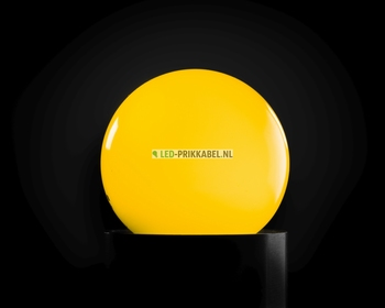 Led gekleurde lampen geel E27