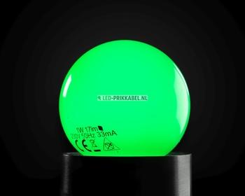 Led gekleurde lampen groen E27