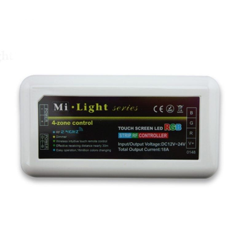 Led paneel RGB+W 120x30