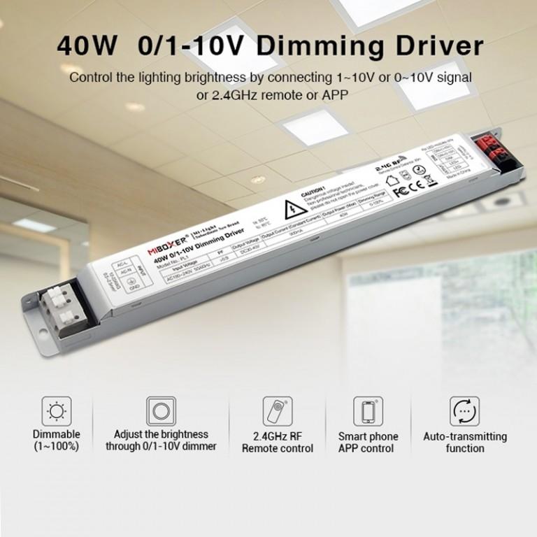 MI-LIGHT DIMBAAR DRIVER 40W