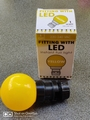 Prik-ledlamp geel IP65