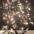 Led kerst string warm wit met aansluitsnoer