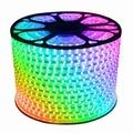 LED STRIP 5050-60 RGB 50M op maat gemaakt