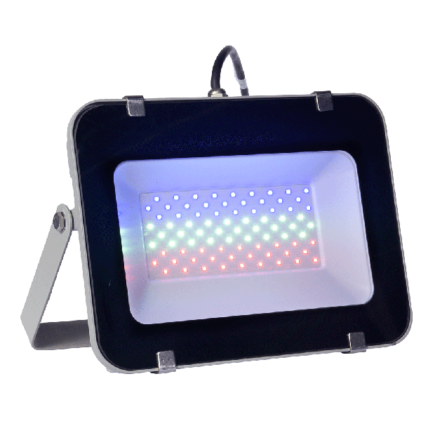Led RGB spot floodlight