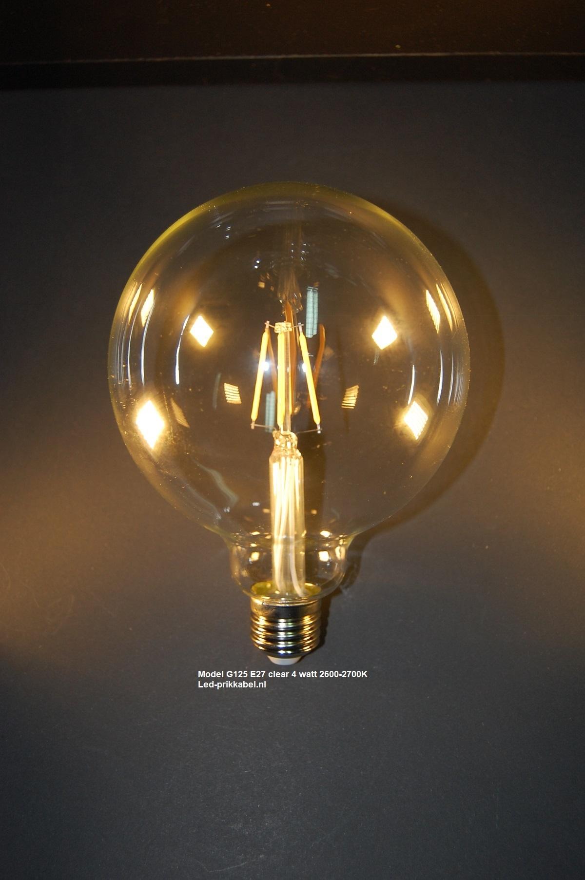 Led vintage Filament lampen